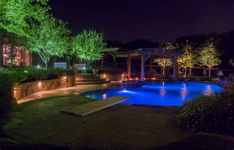 landscape lighting dallas tx highland park outdoor lighting dallas landscape lighting
