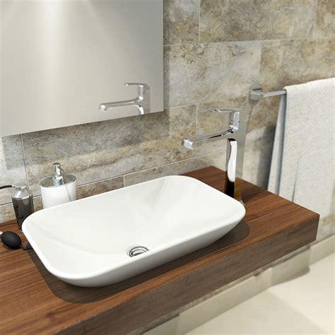 Shower Bath Mixer Tap caroma gem inset basin design content