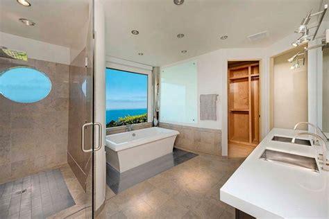 modern master bathroom modern master bathroom in malibu ca zillow digs zillow