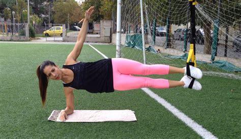 entrenamiento trx en casa rutina de ejercicios trx entrenamiento trx