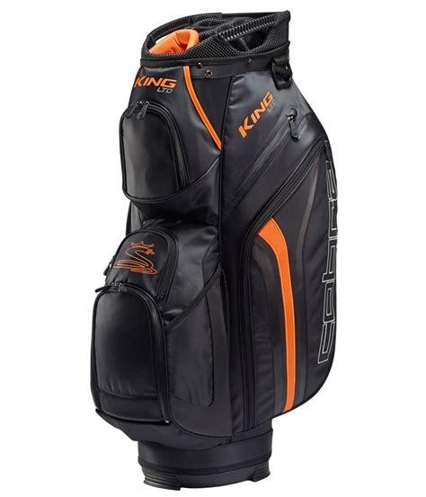 king golf cobra king ltd cart bag golfonline