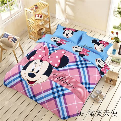 minnie mouse bedding sets disney minnie mouse bedding sets king size ebs