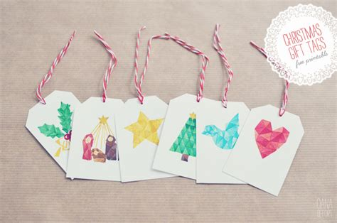 origami gift tag 20 gorgeous sets of free printable gift tags lines across