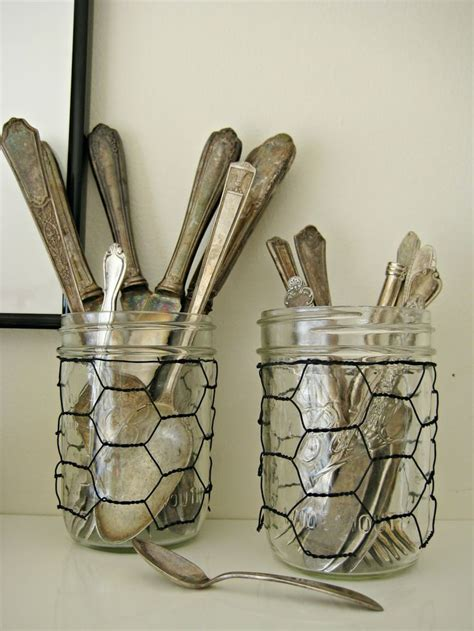 wire for craft projects chicken wire craft ideas search jars