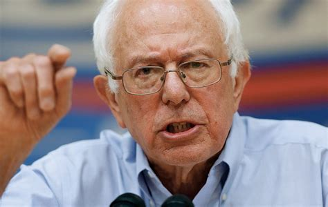bernnie sanders bernie we will follow you anywhere except to
