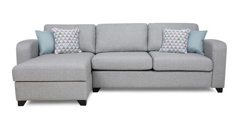 Sofas On Sale Online lydia left hand facing chaise end 3 seater sofa dfs