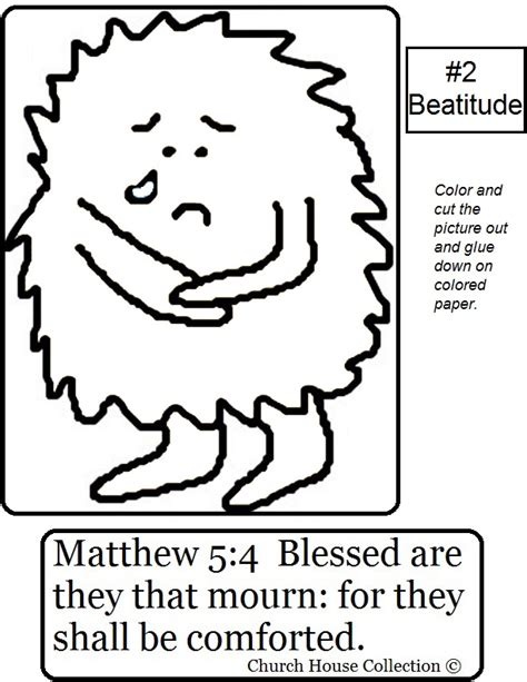 beatitudes crafts for church house collection the beatitudes craft for the