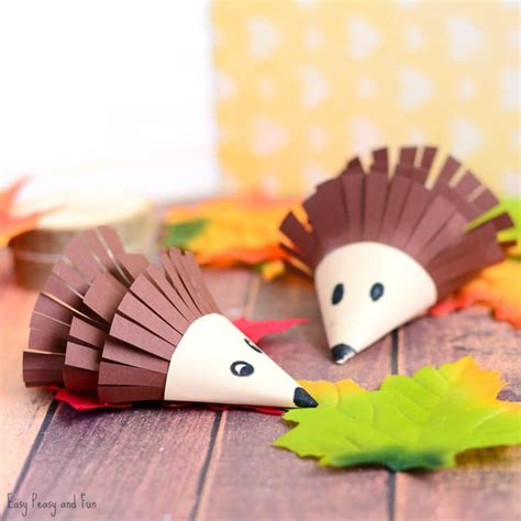 hedgehog paper plate craft hedgehog paper craft easy peasy and