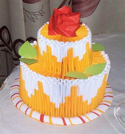 3d origami cake cake album margaret 3d origami