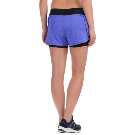 womens knit shorts layer 8 knit running shorts for save 64