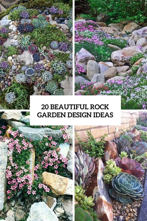 about rock garden 25 best ideas about rock garden design on
