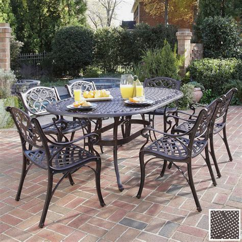 steel patio furniture sets marvelous wrought iron patio table ideas sunbeam wrought