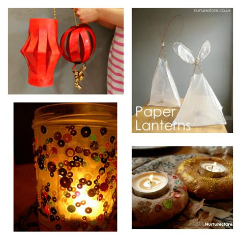 lantern craft for celebrating vesak with children buddha day activities