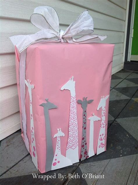 best 25 baby gift wrapping ideas on diy gift