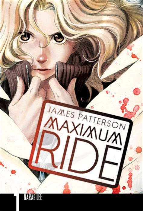 maximum ride series collective digital studio to adapt maximum ride into a