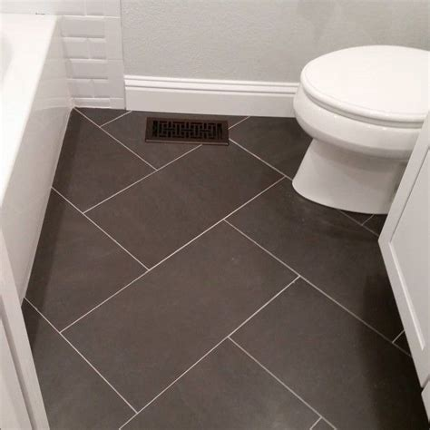 tile flooring ideas for bathroom 25 best bathroom flooring ideas on
