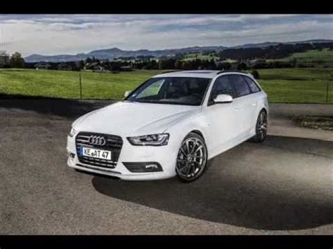 2012 Audi S4 Horsepower by 2013 Audi As4 A4 Avant Tuned By Abt Sportsline