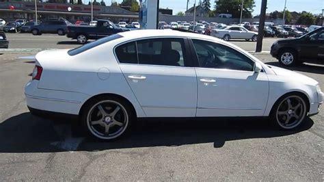 2006 Volkswagen Passat by 2006 Volkswagen Passat Clear White Stock 11181