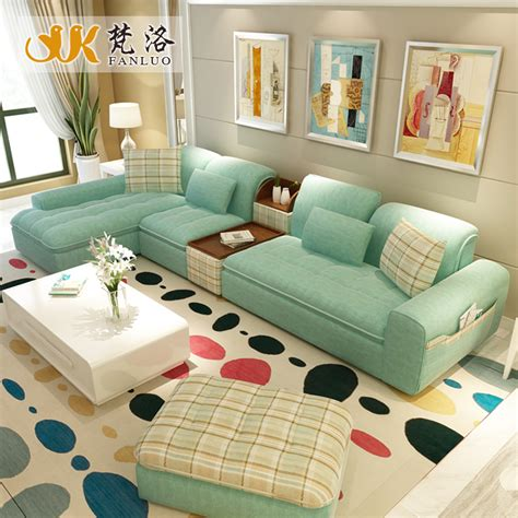 sofa set for living room design luxury living room furniture modern l shaped fabric corner
