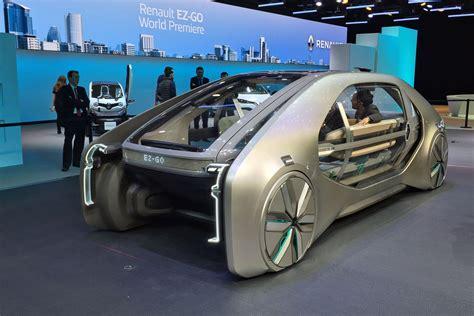Renault Concept Car by Renault Ez Go Concept Car News Pictures Specs Geneva Motor