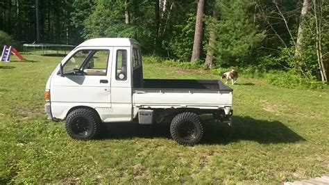 Daihatsu Mini Truck Parts by Daihatsu Hijet 4x4 Mini Truck Parts Autos Post