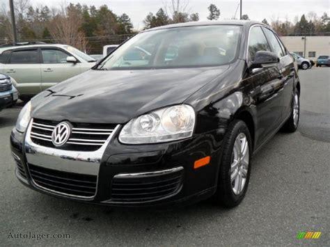 2007 Volkswagen Jetta Wolfsburg Edition by 2007 Volkswagen Jetta Wolfsburg Edition Sedan In Black
