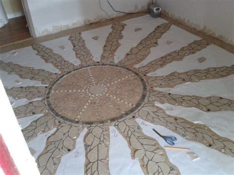 decoupage concrete floor 14 best images about diy floors on stained