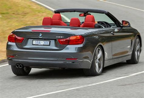 2014 Bmw 428i by Bmw 428i Convertible 2014 Review Carsguide