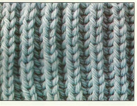rib knit fishermans rib a traditional rib knitting stitch