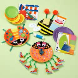 arts and crafts with paper plates arts and craft for toddlers