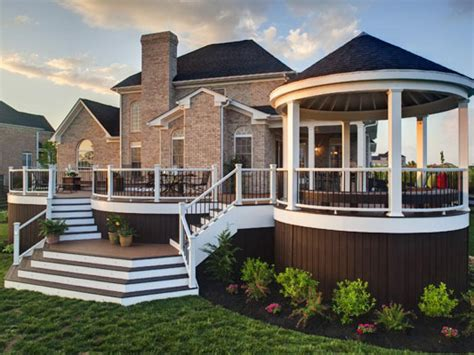 backyard deck designs plans deck designs ideas pictures hgtv