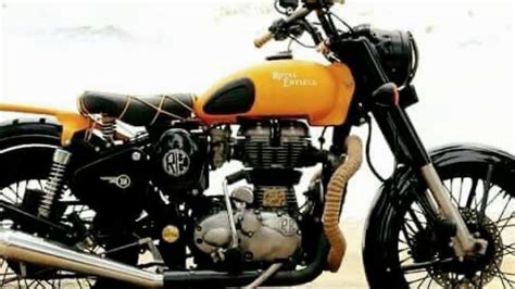 Modified Bike Logos by Modified Bike Royal Enfield Classic 350 Designing