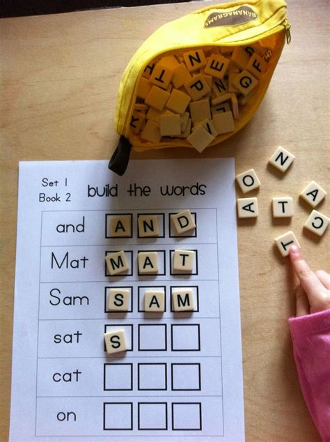 is abe a word in scrabble 25 best ideas about spelling activities on