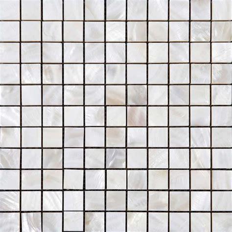 shell tile backsplash shell tiles kitchen backsplash tile of pearl mosaic