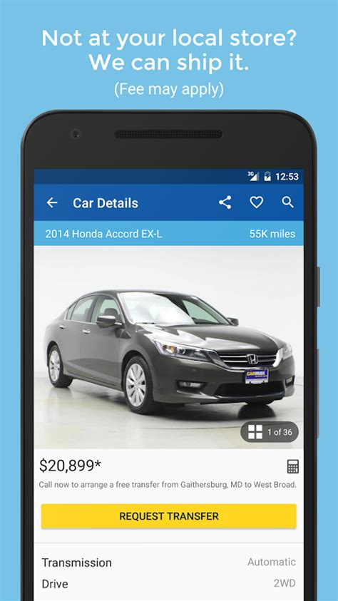 Used Car Apps by Used Cars Trucks For Sale Android Apps On Play