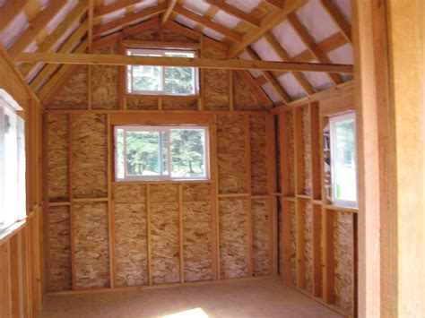 Barn Style rough cut sheds barn style
