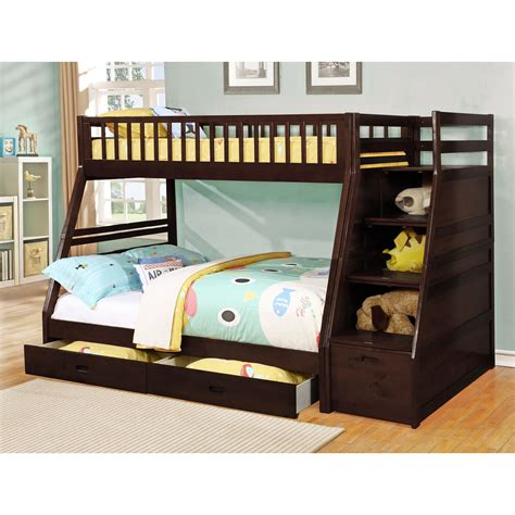 cheap bunk beds canada bedroom cheap bunk beds with stairs cool bunk beds for 4