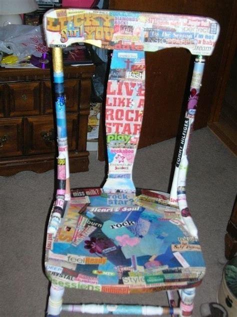 magazine decoupage decoupage magazine chair 183 a chair 183 decoupage on cut out