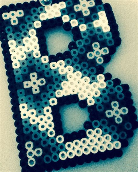 perler bead letters 17 best images about fuse letters numbers on