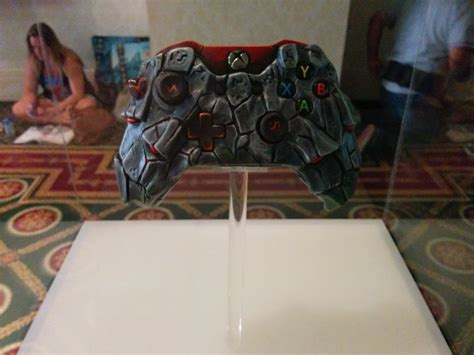 ark spray painter xbox controls sdcc 14 the xbox one wireless controller artist collection