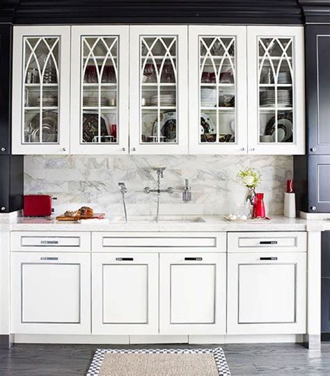 white glass kitchen cabinets white kitchen cabinets with arch glass front doors
