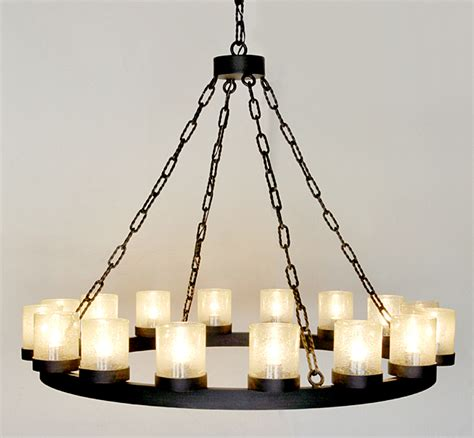 iron ring chandelier black iron ring chandelier ch112