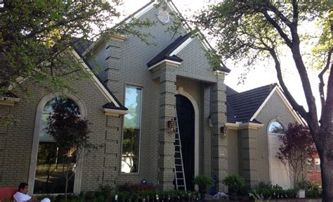 painting with a twist plano tx plano tx exterior brick painting plano tx protek painting