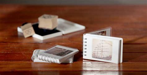mini picture book minibook social print studio
