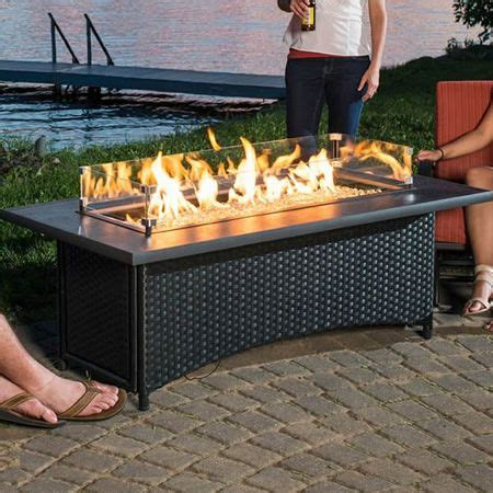gas outdoor fireplaces pits 17 best ideas about gas pits on
