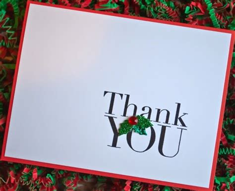 easy thank you cards to make i make i talk easy thank you cards
