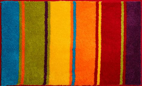 bathroom rugs summertime colorful grund