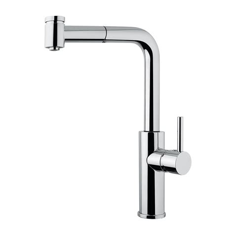 italian kitchen faucets maestro bath milo italian modern single handle pull out spray kitchen faucet atg stores