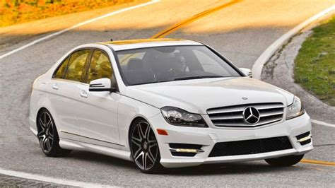 Mercedes 4matic C300 by 2013 Mercedes C300 4matic Sedan Review Notes Autoweek