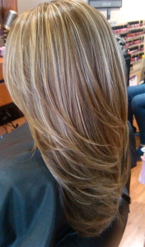hair styles foil colours full foil highlights on brown hair dark brown hairs